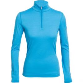 Icebreaker BodyFit 200 Oasis 1/2-Zip Top – Women's