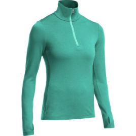 Icebreaker BodyFit 260 1/2-Zip Tech Top – Long-Sleeve – Women's