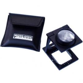 Brooks-Range Folding Magnifier X10