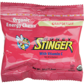 Honey Stinger Organic Energy Chews – 12 Pack