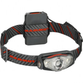 Mammut X-Shot Headlamp – 215 Lumens