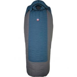 Big Agnes Summit Park Sleeping Bag: 15 Degree Down