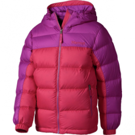 Marmot Guides Down Hooded Jacket – Girls'