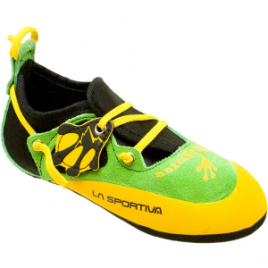 La Sportiva Stickit FriXion RS Climbing Shoe – Kids'