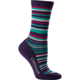 Icebreaker City Lite Crew Sock – Women's
