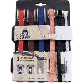 CAMP USA Six-Piece Nylon TriCam Set