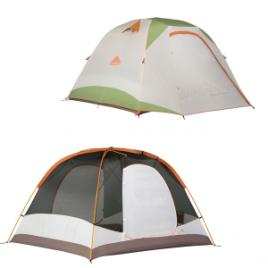 Kelty Trail Ridge 6 Tent: 6-Person 3-Season