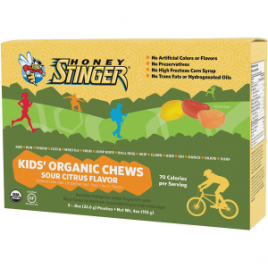 Honey Stinger Kids Chew Multipack – 5-Pack