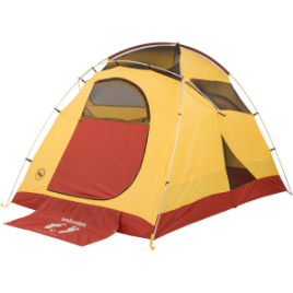 Big Agnes Big House 4 Tent: 4-Person 3-Season