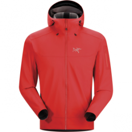 Arc'teryx Epsilon LT Softshell Hooded Jacket – Men's