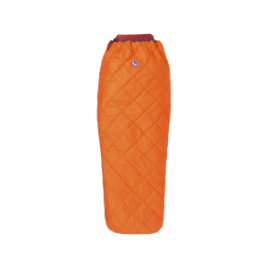Big Agnes Cross Mountain 45-Degree Synthetic Sleeping Bag