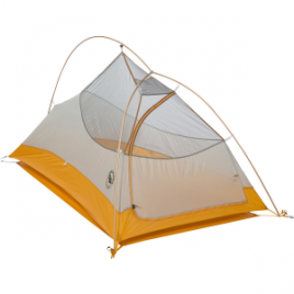 Big Agnes Fly Creek UL1 Tent: 1-Person 3-Season