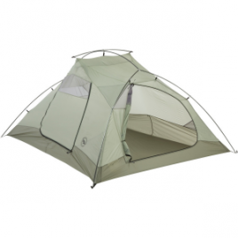 Big Agnes Slater UL 3 Plus Tent: 3-Person 3-Season