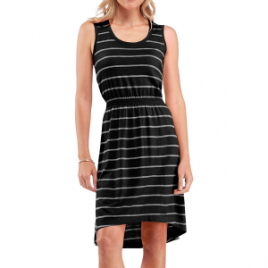 Icebreaker Crush Stripe Dress – Women's