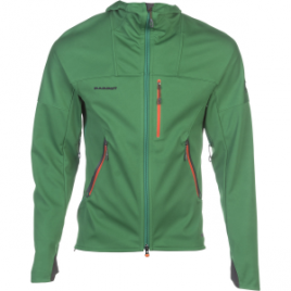 Mammut Ultimate Hooded Softshell Jacket – Men's