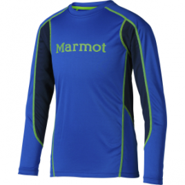 Marmot Windridge with Graphic Top – Long-Sleeve- Boys'