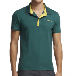 Icebreaker Quattro Polo Shirt – Men's