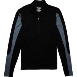 Ibex W2 Sport 1/2-Zip T-Shirt – Long-Sleeve – Men's