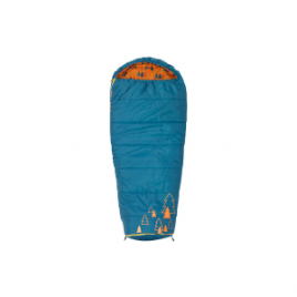Kelty Big Dipper 30 Sleeping Bag: 30 Degree Synthetic – Boys'
