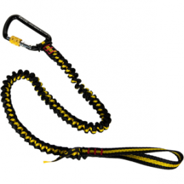 Grivel Spring Leash with Screw Lock