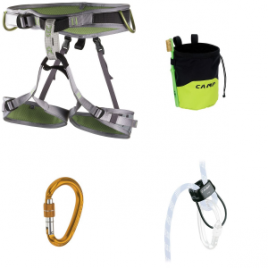 CAMP USA Flint Harness Package