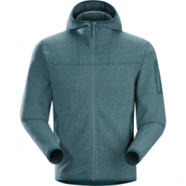 Arc'teryx Covert Fleece Hooded Jacket – Men's
