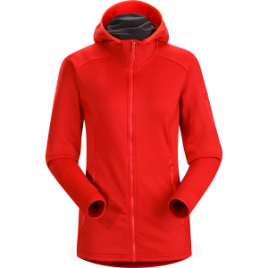 Arc'teryx Fortrez Hooded Fleece Jacket – Women's