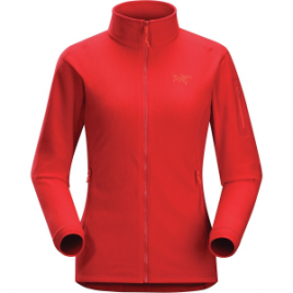 Arc'teryx Delta LT Fleece Jacket – Women's