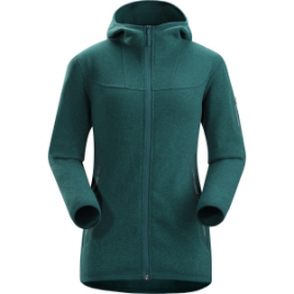 Arc'teryx Covert Hooded Fleece Jacket – Women's