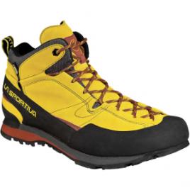 La Sportiva Boulder X Mid GTX Approach Shoe – Men's