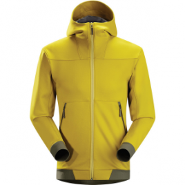 Arc'teryx Straibo Hooded Fleece Jacket – Men's