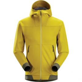 Arc'teryx Straibo Hooded Fleece Jacket – Men's