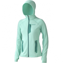 Marmot Stretch Fleece Hooded Jacket – Women's