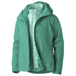 Marmot Alpen Component 3-in-1 Jacket – Women's