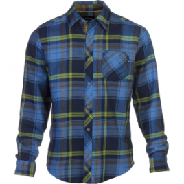 Marmot Anderson Flannel Shirt – Long-Sleeve – Men's