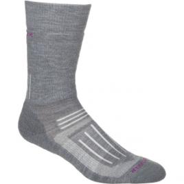 Icebreaker Hike Mid Crew Sock – Women's