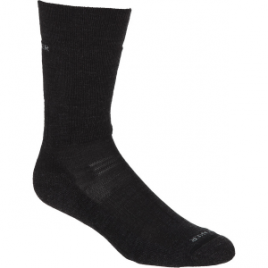 Icebreaker Hike Mid Crew Sock – Men's