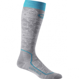 Icebreaker Ski+ Ultralight Over The Calf Sock – Women's