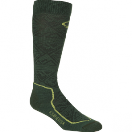 Icebreaker Ski+ Ultralight Over The Calf Sock – Men's