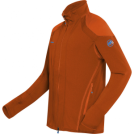 Mammut Eiswand Micro Fleece Jacket – Men's