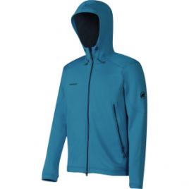Mammut Trift Hooded Midlayer Fleece Jacket – Men's