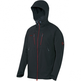 Mammut Ultimate Alpine Hooded Jacket – Men's