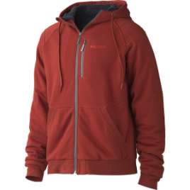 Marmot Parsons Peak Sherpa Full-Zip Hoodie – Men's