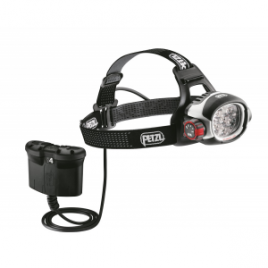Petzl Ultra Rush Rechargeable Headlamp