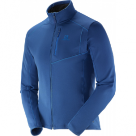 Salomon Discovery Full Zip Midlayer – Men's