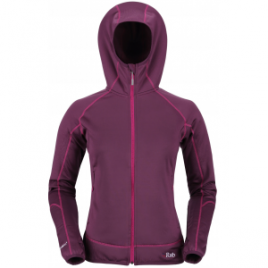Rab Power Stretch Hoodie – Women's