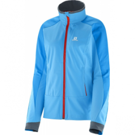 Salomon Momemtum Softshell Jacket – Women's