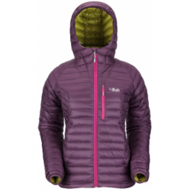 Rab Microlight Alpine Jacket – Women's