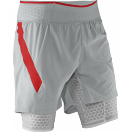 Salomon S-Lab EXO Twinskin Short – Men's