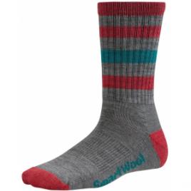 Smartwool Striped Hike Light Crew Sock – Women's